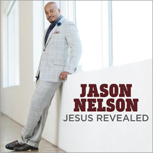Image of Jesus Revealed CD cover